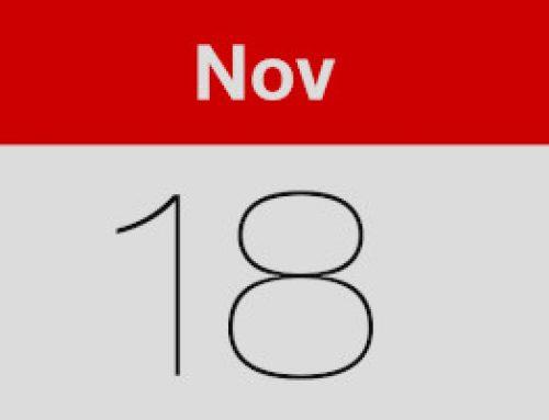 "How Stories Happen: Working Title – ""November 18"""